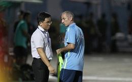 Sếp CLB phố Núi nhấp nhổm trên khán đài nhìn U19 HAGL thua đau trước Myanmar