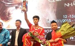 Thần đồng Việt Nam vô địch đầy khó tin trước Đệ nhất Trung Quốc