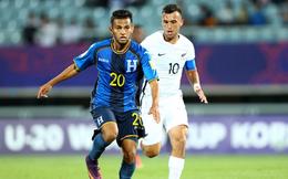 """Honduras lộ điểm yếu """"chí mạng"""" trước khi gặp U20 Việt Nam"""