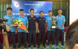 Hạ gục người Thái, Việt Nam hướng tới World Cup