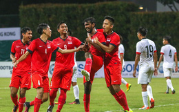 Box TV: Xem TRỰC TIẾP U22 Singapore vs U22 Brunei (19h45)