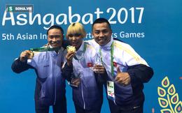 Vay tiền để lo cho giải châu Á, cặp đôi VĐV Việt Nam đoạt HCV lịch sử