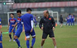 Mượn BXH FIFA, HLV Park Hang-seo ám chỉ Afghanistan thua xa Việt Nam?