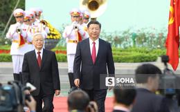 Đoàn tháp tùng ông Tập Cận Bình thăm Việt Nam vừa qua có gì đặc biệt?