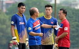"""Sau màn """"chết đứng"""" của Hữu Thắng ở SEA Games, HLV Park Hang-seo bất ngờ lâm thế khó"""