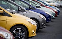 Gần 73% ô tô nhập khẩu từ Thái Lan, Ấn Độ và Indonesia