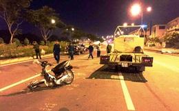 TP HCM: Chạy xe máy ngược chiều vào làn ô tô, đôi nam nữ tử vong