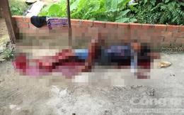 Một thanh niên bị chém nhiều nhát gần đứt lìa chân