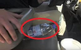 Chớ tiện tay để chai nước lọc lên ghế xe ô tô: Hiểm họa khôn lường nhiều người chưa biết!