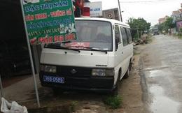 GĐ phòng khám dùng xe cấp cứu biển xanh đi đòi nợ: Đã xin phép chính quyền
