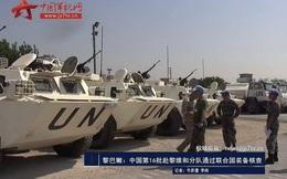 """Nhận vũ khí hạng nặng, lính mũ nồi xanh Trung Quốc quyết phá dớp """"chạy thục mạng"""" năm xưa"""