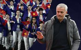 """Mourinho lại """"chọc giận"""" người Việt Nam, lần này là bằng hành động"""