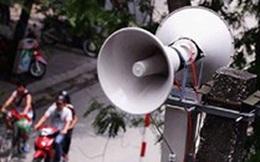 Hệ thống thăm dò ý kiến về loa phường Hà Nội 'bị tấn công'