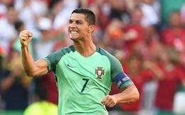 Không phải lời chúc năm mới, Ronaldo làm điều đặc biệt khác trong đêm Giao thừa