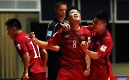 Đội futsal Việt Nam phập phồng lo sợ vì sự việc xảy ra trong khách sạn