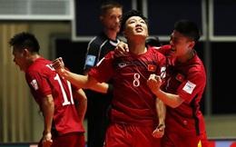 Box TV: Xem TRỰC TIẾP Futsal Việt Nam vs Thái Lan (14h00)