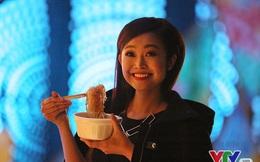 Hình ảnh không lên sóng của MC có nụ cười đẹp nhất VTV