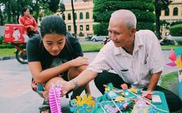 """Chuyện về """"Ông Chuột"""" - người đàn ông đặc biệt bên lề phố Sài Gòn"""