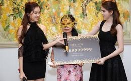 Dấu hỏi về nữ Việt kiều đeo mặt nạ mua siêu sim giá 18,688 tỷ đồng của Ngọc Trinh!