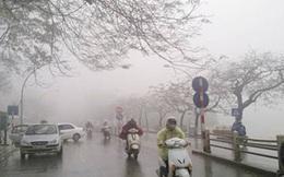 Hà Nội mưa rét sụt sùi, thấp nhất 13 độ
