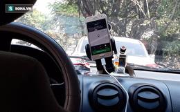 Theo chân xe GrabCar hoạt động trái phép tại Đà Nẵng