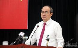 """Tân Bí thư Thành ủy TPHCM Nguyễn Thiện Nhân: """"Cán bộ phải biết nghe dân, biết sợ khi dân không hài lòng"""""""