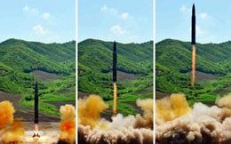 Lầu Năm Góc: Triều Tiên thử loại tên lửa mà chúng tôi chưa thấy bao giờ