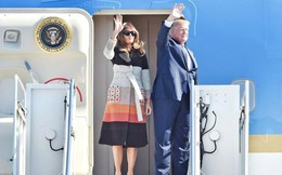 Tổng thống Mỹ thăm Việt Nam: Cam kết tăng hợp tác song phương