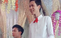 Đội hình bê tráp đặc biệt khác lạ của cô dâu chú rể Hà thành