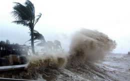 Lốc xoáy hất mái tôn bay xa hàng chục mét ở Hà Tĩnh, 1 người bị ngói rơi trúng đầu