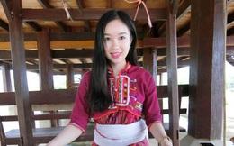 Chân dung nữ sinh Lào gây chú ý trên mạng xã hội Việt ít ngày qua