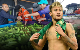 Bầu Đức và Neymar: Nghịch chuối... có ngày đứt tay