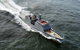 Ấn Độ hoàn thành tàu tuần tra xa bờ đóng cho đối tác thân thiết