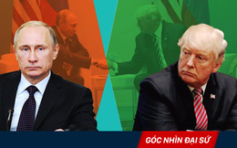 Tổng thống Trump ký dự luật trừng phạt Nga: Lợi bất cập hại!