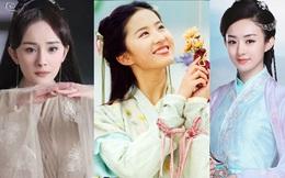 Lưu Diệc Phi, Triệu Lệ Dĩnh trở thành mỹ nhân cổ trang đẹp nhất màn ảnh Hoa ngữ
