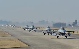 """Cảnh báo Triều Tiên: Không quân Hàn Quốc trình diễn """"Voi đi bộ"""" trong tình hình nóng"""