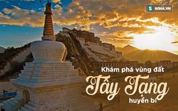 Giải mật nghệ thuật sinh tử trong văn hóa huyền bí ở Tây Tạng