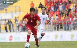 """Campuchia 1-2 Việt Nam: """"Vận đỏ"""" của HLV Mai Đức Chung"""