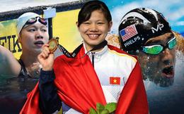 Chuyện Ánh Viên bơi nhiều hơn Michael Phelps và tương lai nào cho bơi Việt Nam?