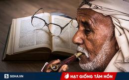 Nỗ lực suốt 50 năm, ông lão 82 tuổi cuối cùng đã thấy thứ cần tìm trong 1 đoạn kinh thánh!
