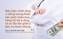 """Vụ 7,5 tỉ tiền hoa hồng: Người dân Úc được """"tra cứu bác sĩ nhận tiền"""", VN có thể học hỏi"""