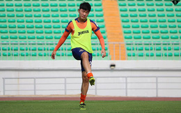 Lương Xuân Trường mù mịt tương lai ở Gangwon FC