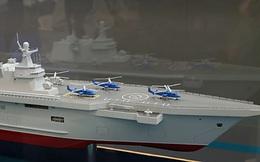 Chuyên gia nghi ngờ khả năng chế tạo tàu đổ bộ trực thăng mới của Nga