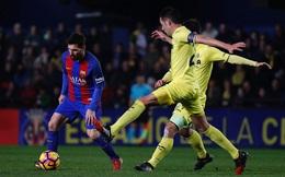 Người không chạm bóng nhưng liên tiếp tỏa sáng trong trận khổ chiến của Messi và Barca
