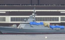 """Tàu tên lửa """"mạnh hơn hẳn Molniya"""" lộ thay đổi lớn: Sẽ ngang cơ siêu hạm Sa'ar 5 Israel?"""
