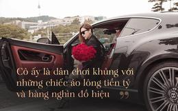 Lộ diện Hoa hậu là đại gia chơi hàng hiệu khét tiếng Việt Nam: Tủ đồ vài chục tỷ!