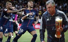 """""""Hùm xám"""" ăn gì khi trước mặt là PSG đầy tham vọng?"""