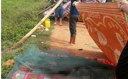 Phát hiện thi thể nam thanh niên đang phân huỷ mạnh, nổi trên sông
