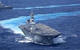 Vì sao Nhật Bản phô diễn sức mạnh hải quân lớn nhất kể từ Thế chiến 2 ở biển Đông?