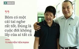 """""""Anh hùng Bôm"""": Ngoài anh Tuấn, Bôm còn một bố nữa, Bôm yêu bố này lắm!"""